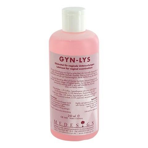 GYN LYS Gleitmittel 250 Milliliter