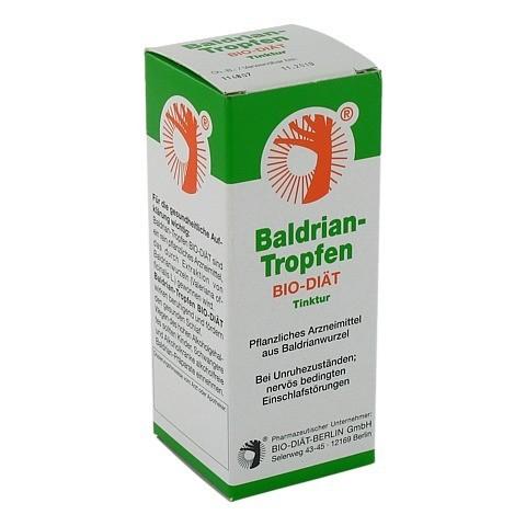 Baldrian-Tropfen BIO-DIÄT 50 Milliliter