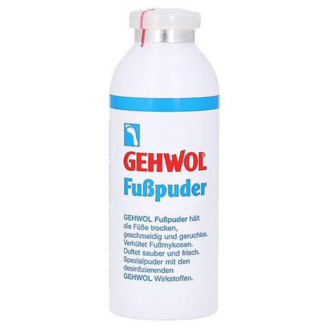 GEHWOL Fußpuder Str.Ds. 100 Gramm