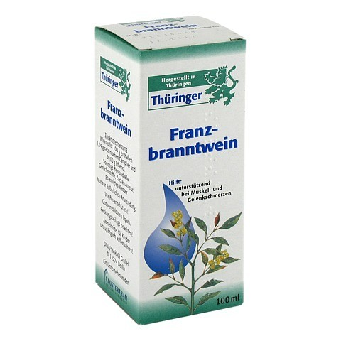 Thüringer Franzbranntwein 100 Milliliter