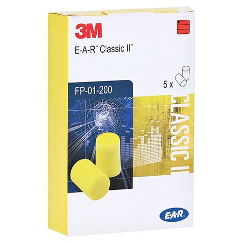EAR Classic II Gehörschutzstöpsel 10 Stück