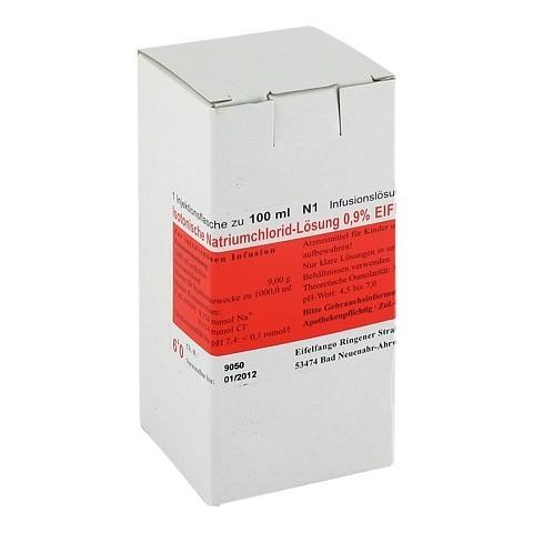 ISOTONISCHE NaCl Lösung 0,9% Eifelfango 100 Milliliter N1