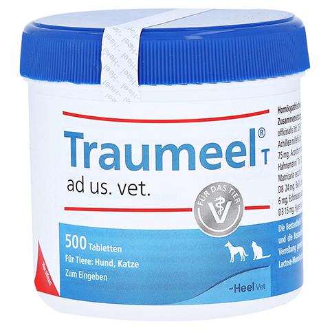 TRAUMEEL T ad us.vet.Tabletten 500 Stück
