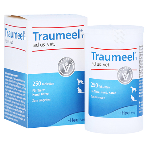 TRAUMEEL T ad us.vet.Tabletten 250 Stück