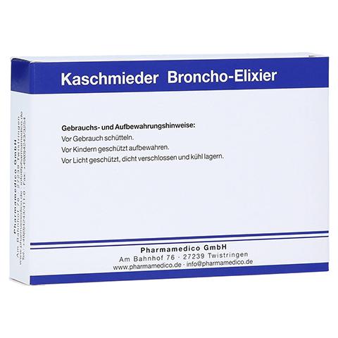 KASCHMIEDER Broncho Elixier vet. 6x18 Milliliter
