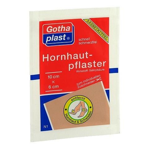 Gothaplast Hornhautpflaster 1 Stück