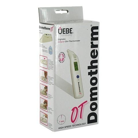 DOMOTHERM OT Infrarot Ohrthermometer 1 Stück