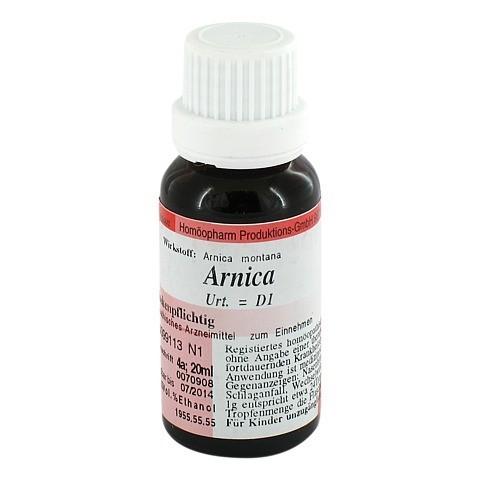 ARNICA Urtinktur 20 Milliliter N1