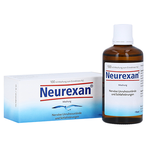 Neurexan 100 Milliliter N2