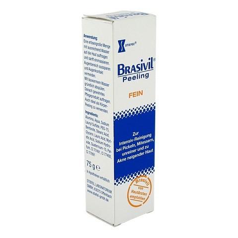 BRASIVIL Peeling fein Paste 75 Gramm