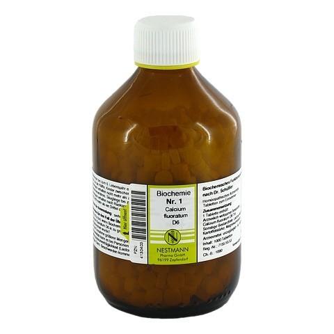 BIOCHEMIE 1 Calcium fluoratum D 6 Tabletten 1000 Stück