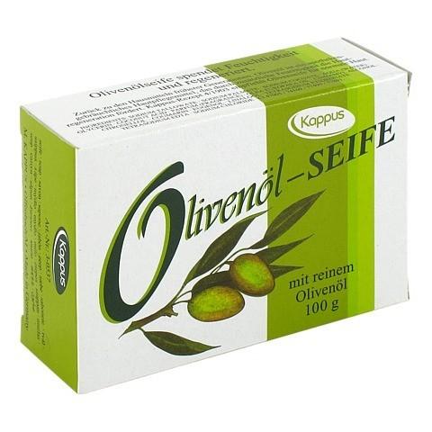 KAPPUS Olivenseife 100 Gramm