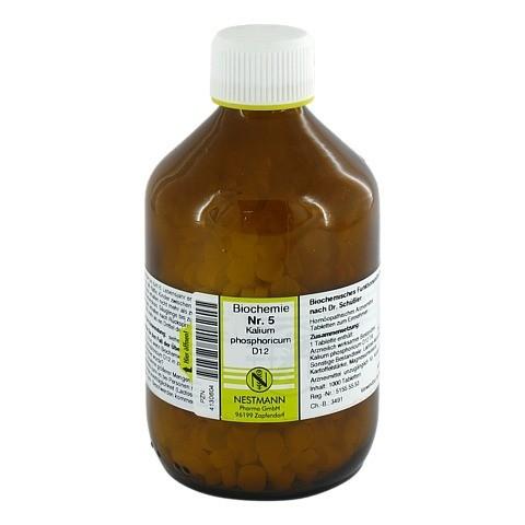 BIOCHEMIE 5 Kalium phosphoricum D 12 Tabletten 1000 Stück