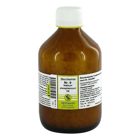 BIOCHEMIE 9 Natrium phosphoricum D 6 Tabletten 1000 Stück