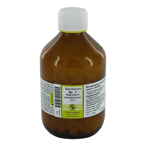 BIOCHEMIE 7 Magnesium phosphoricum D 12 Tabletten 1000 Stück