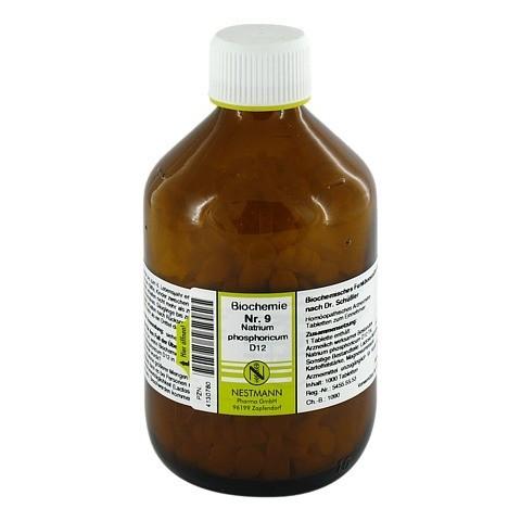BIOCHEMIE 9 Natrium phosphoricum D 12 Tabletten 1000 Stück