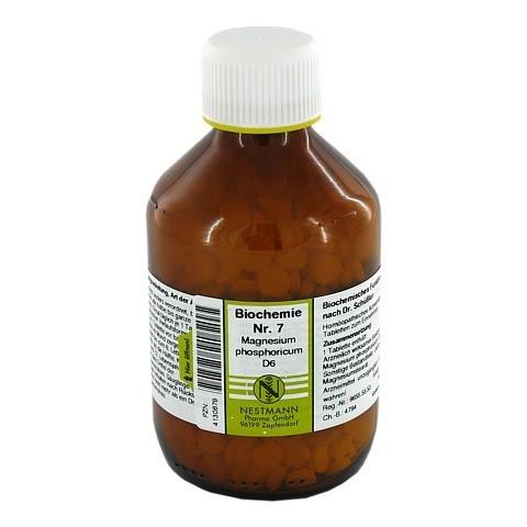 BIOCHEMIE 7 Magnesium phosphoricum D 6 Tabletten 1000 Stück