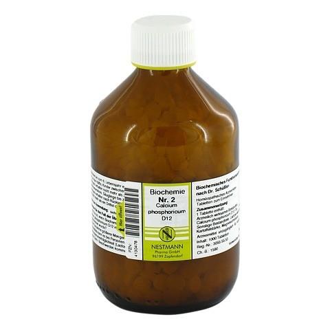 BIOCHEMIE 2 Calcium phosphoricum D 12 Tabletten 1000 Stück