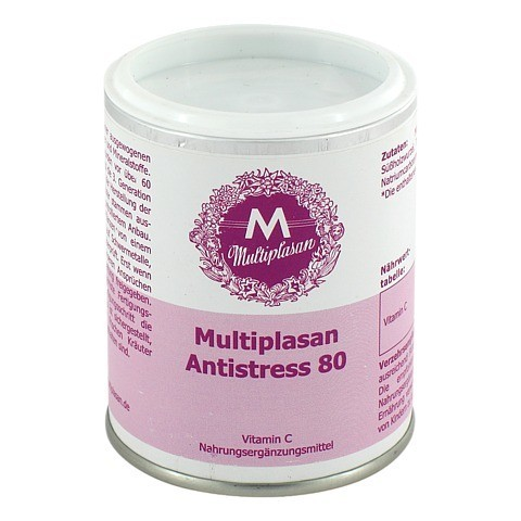 MULTIPLASAN Antistress 80 Tabletten 250 Stück