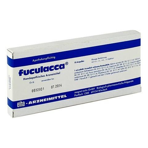 FUCULACCA Ampullen 10 Stück N1