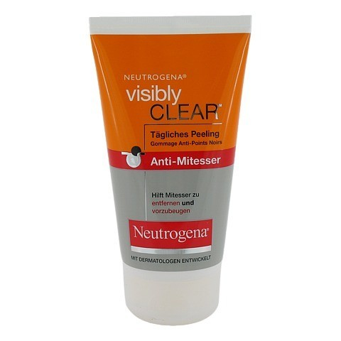 NEUTROGENA Visibly Clear Peeling 150 Milliliter