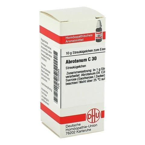 ABROTANUM C 30 Globuli 10 Gramm N1