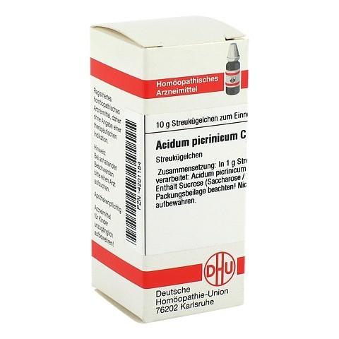 ACIDUM PICRINICUM C 30 Globuli 10 Gramm N1
