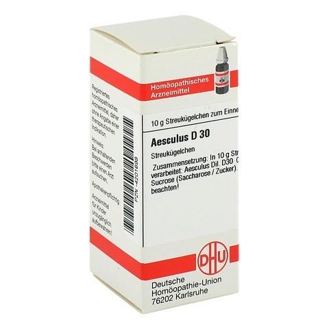 AESCULUS D 30 Globuli 10 Gramm N1