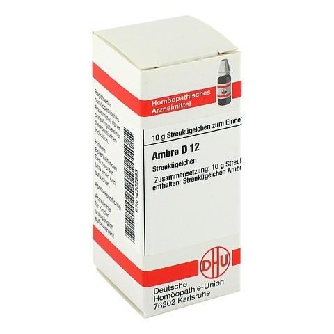 AMBRA D 12 Globuli 10 Gramm N1