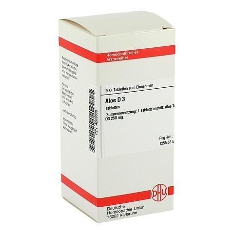 ALOE D 3 Tabletten 200 Stück N2