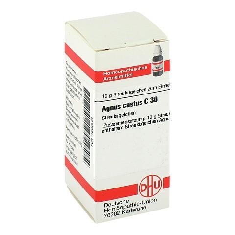 AGNUS CASTUS C 30 Globuli 10 Gramm N1