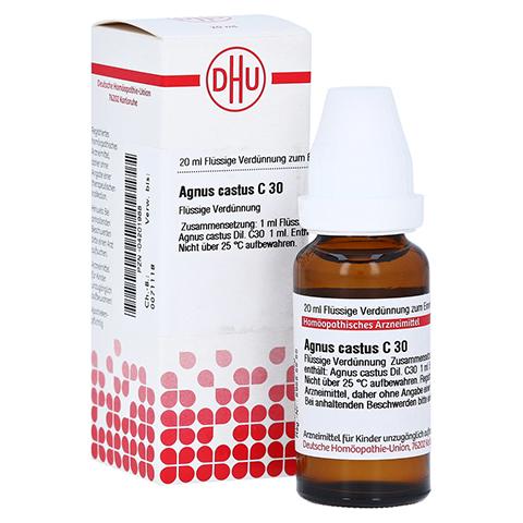 AGNUS CASTUS C 30 Dilution 20 Milliliter N1
