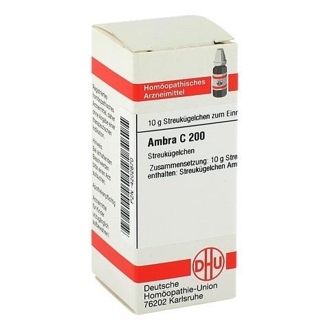 AMBRA C 200 Globuli 10 Gramm N1