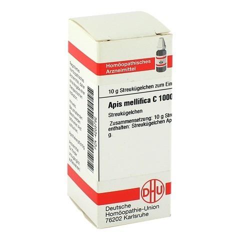 APIS MELLIFICA C 1000 Globuli 10 Gramm N1