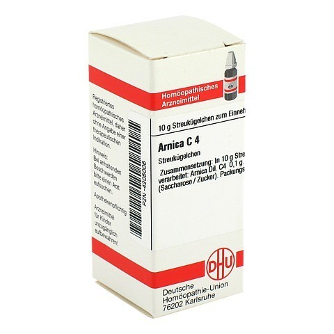 ARNICA C 4 Globuli 10 Gramm N1