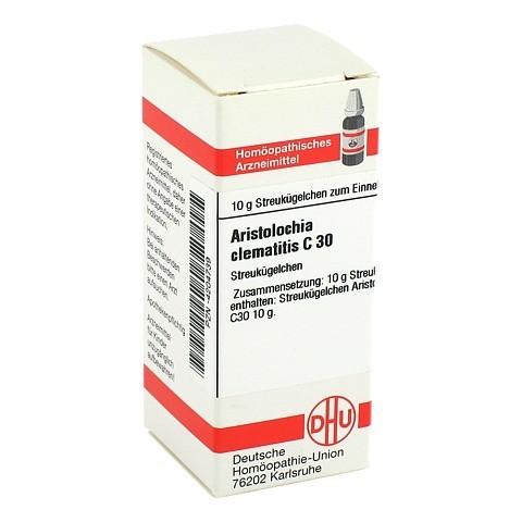 ARISTOLOCHIA clematitis C 30 Globuli 10 Gramm N1