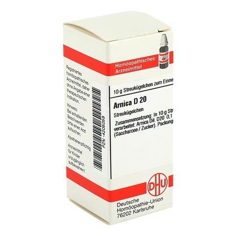 ARNICA D 20 Globuli 10 Gramm N1