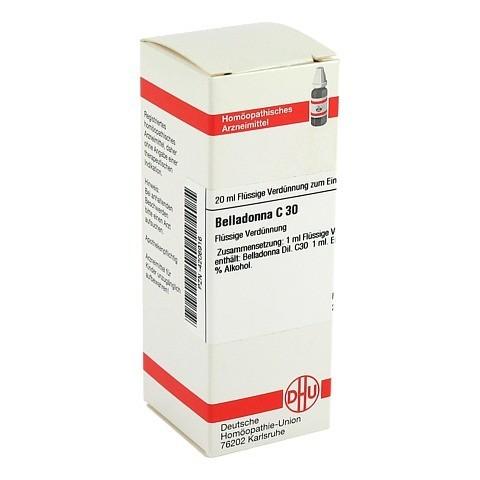 BELLADONNA C 30 Dilution 20 Milliliter N1