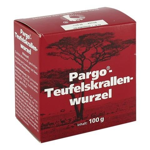 Pargo-Teufelskrallenwurzel 100 Gramm