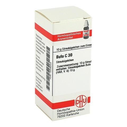 BUFO C 30 Globuli 10 Gramm N1