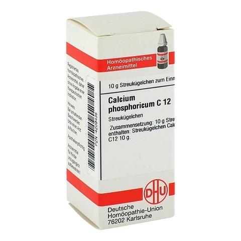 CALCIUM PHOSPHORICUM C 12 Globuli 10 Gramm N1