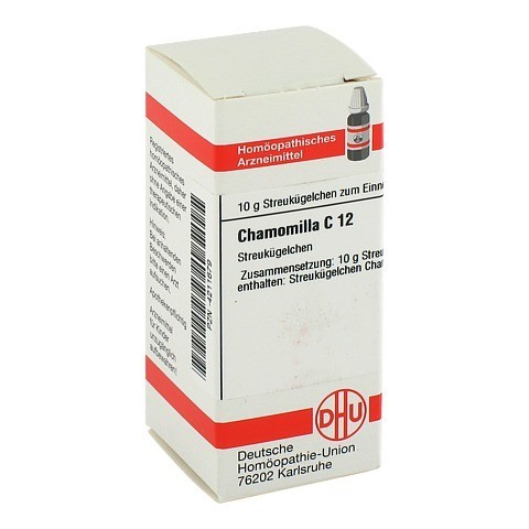 CHAMOMILLA C 12 Globuli 10 Gramm N1