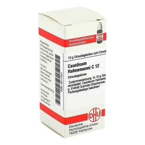 CAUSTICUM HAHNEMANNI C 12 Globuli 10 Gramm N1
