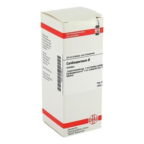 CARDIOSPERMUM Urtinktur 50 Milliliter N1