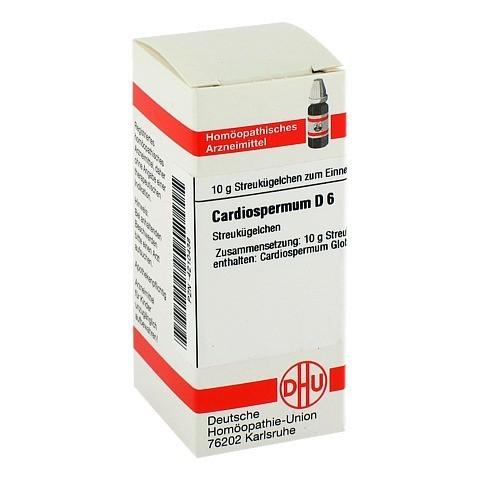 CARDIOSPERMUM D 6 Globuli 10 Gramm N1