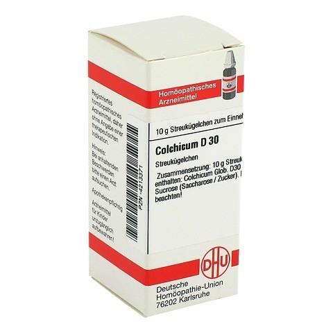 COLCHICUM D 30 Globuli 10 Gramm N1
