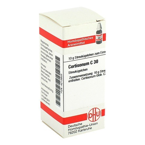 CORTISONUM C 30 Globuli 10 Gramm N1