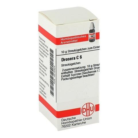 DROSERA C 6 Globuli 10 Gramm N1