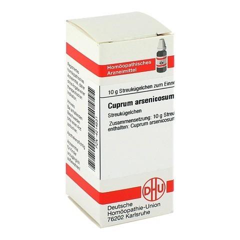 CUPRUM ARSENICOSUM C 30 Globuli 10 Gramm N1