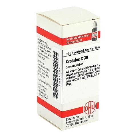 CROTALUS C 30 Globuli 10 Gramm N1